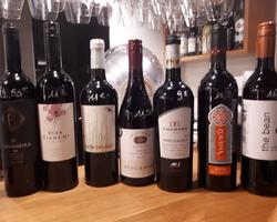 Vente à emporter - Sélestat - Larmes de vin
